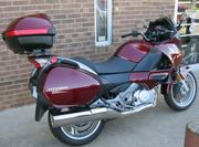 2010 HONDA NT700V SPORTS TOURING BIKE